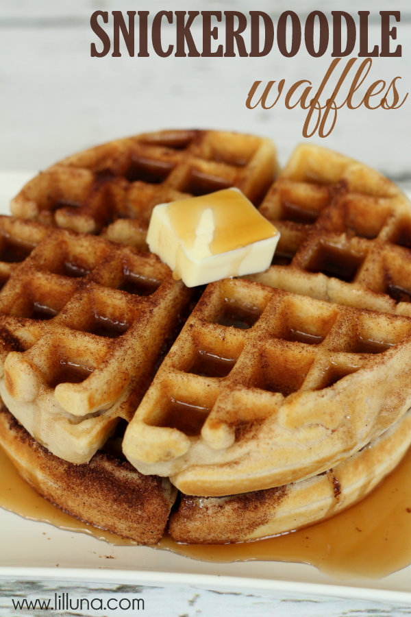 how to make the best waffles