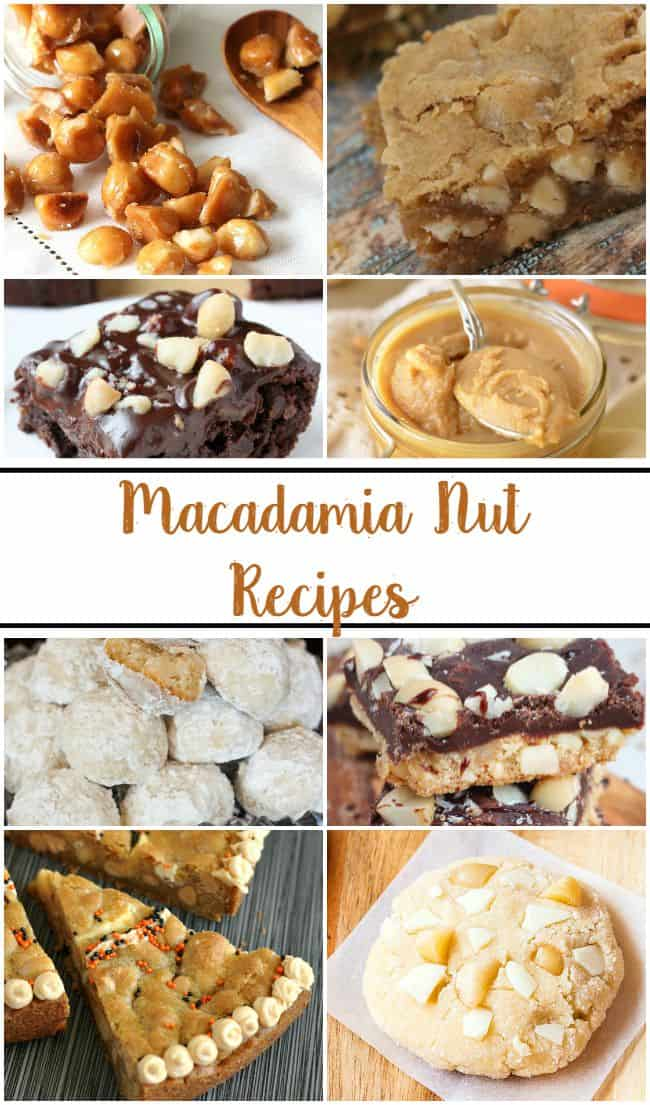Peanuts and cashews are great but the Macadamia Nut is even better with its rich and buttery taste. Give one of these yummy recipes a try.