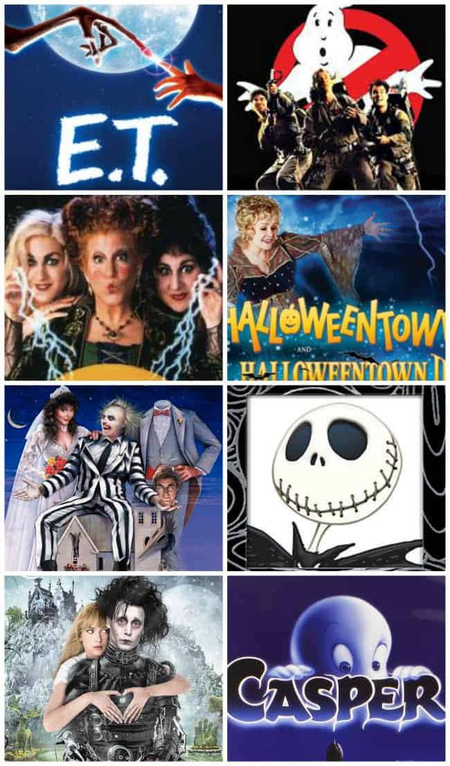 20+ Family and Kid Friendly Halloween Movies