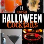 If you are hosting a frightfully fun adult Halloween party you will definitely want to put one of these spooky Halloween cocktails on your menu.