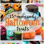 Don't get stuck handing out just candy to trick-or-treaters, check out these awesome non-candy Halloween treats.