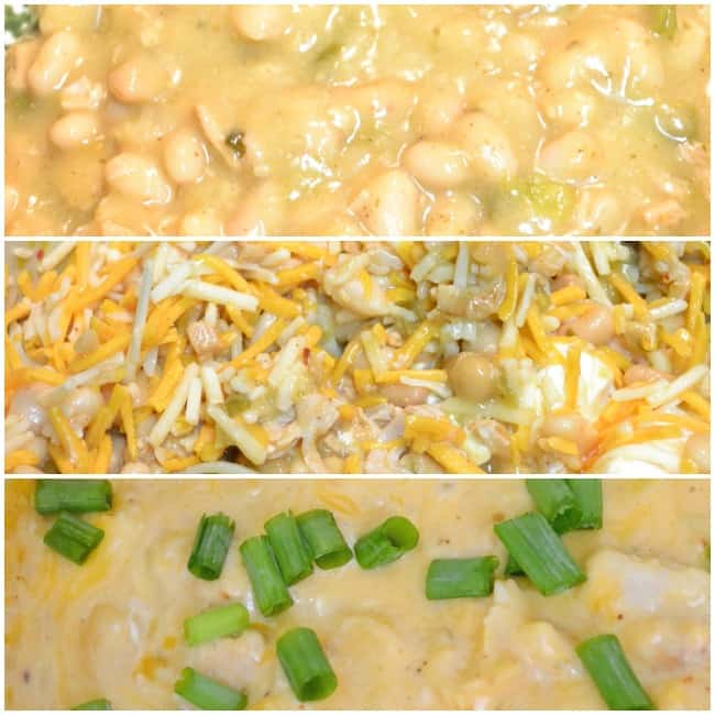This White Chicken Chili Dip is perfect for any game day or make game day every day.