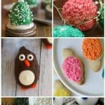 Kick off your holidays with these super cute Christmas desserts and treats. Perfect for the holiday season!