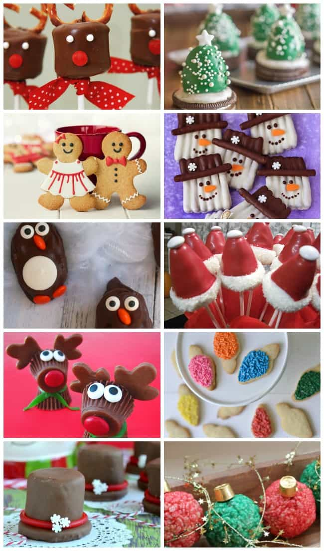 Cute And Easy Christmas Desserts For Your Holiday Table