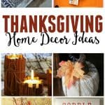 Don't skip over the Thanksgiving holiday this year and get ready with these fun Thanksgiving Home Decor Ideas.