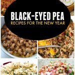 Want some good luck in the New Year? Check out some of these awesome Black Eyed Pea recipes.