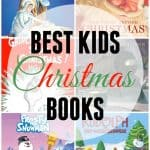 If you are looking for a new Christmas book for the kids, check out this awesome list of the best 25 Kids Christmas Books! Great for a nightly countdown to Christmas too.