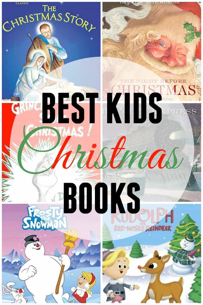 25 of the Best Kids Christmas Books!