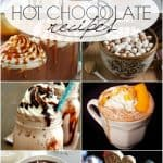 Whether you are looking for old-fashioned hot cocoa or something more unique; winter will be worth it with one of these tasty homemade hot chocolate recipes.
