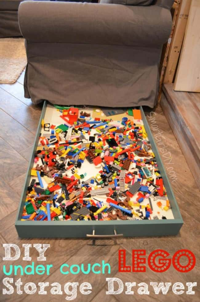 DIY-under-couch-Lego-storage-drawer