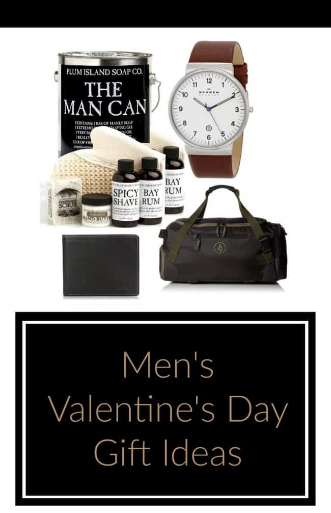 If you have a significant other that is super hard to shop for check out these great mens Valentines gifts. Lots of great unique ideas from everyday essentials and more.