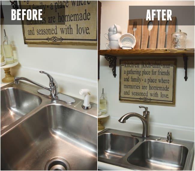 Kitchen Faucet That Doesn T Leak