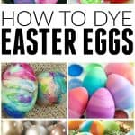 Looking for the best way to dye Easter eggs? Check out these various techniques from shaving cream to tissue paper and everything in between.