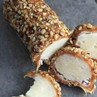 Pecan Log Roll Recipe