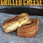 Redefine this American classic with a Brie and Apricot grilled cheese sandwich. The perfect bite of deliciousness.