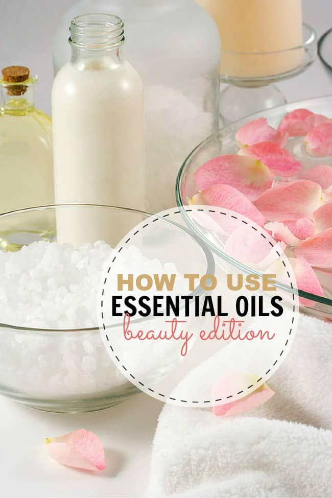 You may already be familiar with essential oils. But, did you know that you can use essential oils for beauty? Check out these awesome tips and tricks!