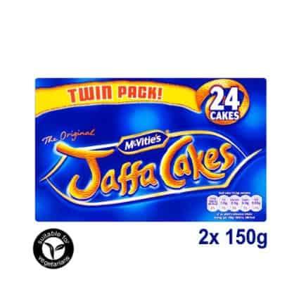Jaffa Cake Recipe Ideas