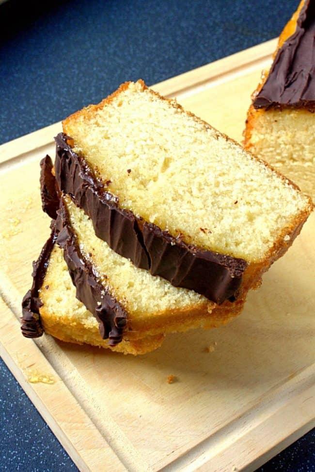 Easy Jaffa Fudge Cake Recipe