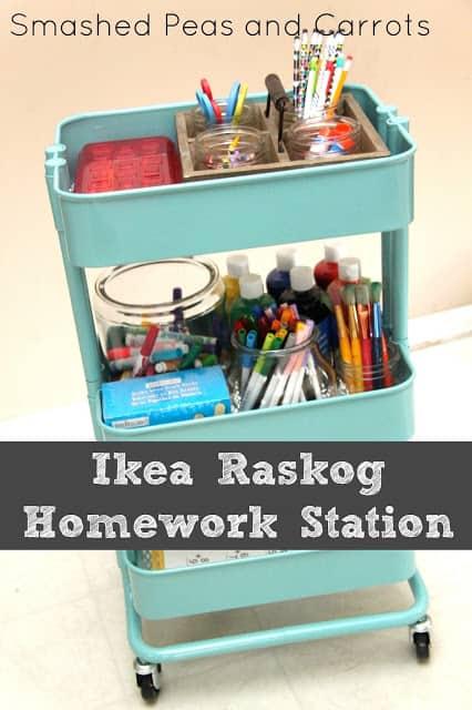 Rolling-Homework-Station
