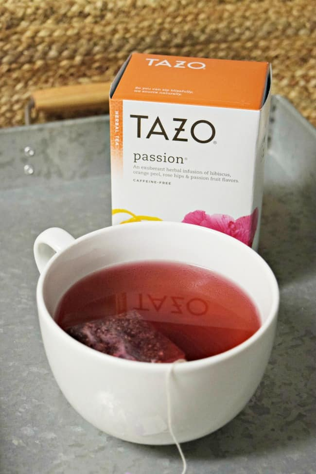 Don't just #sipjoyfully in the morning or at night. You can enjoy your tea time, any time with these tasty Tazo tea blends.