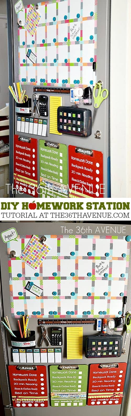 diy-homework-station