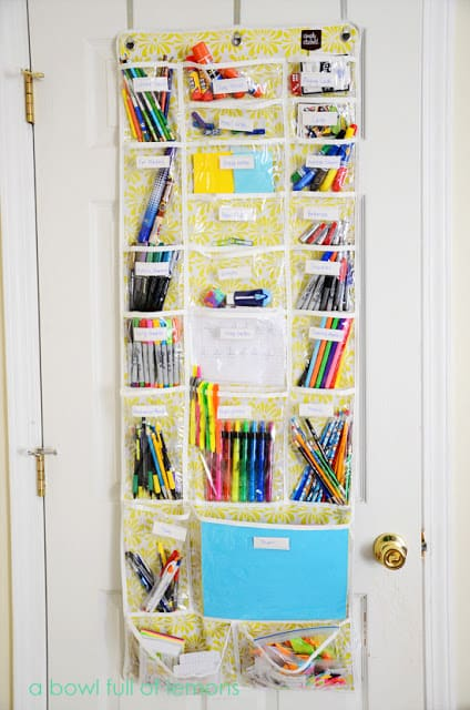 homework-door-organizer-station