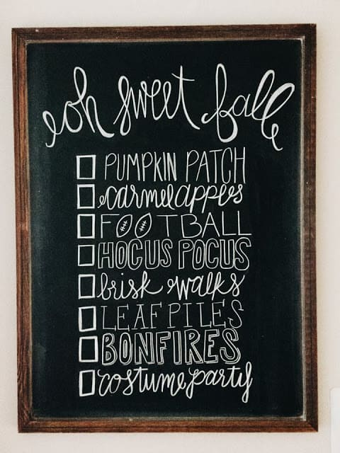 fall-bucket-list-chalkboard-art