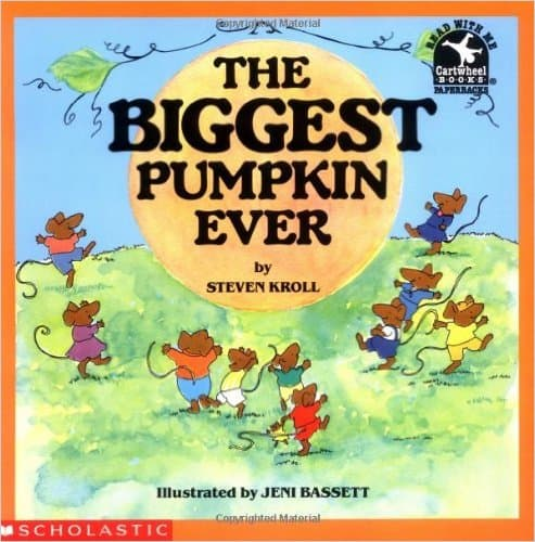 You will FALL in love with these Children's books for FALL!