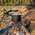 Spend a fantastic night around the campfire this fall season with these 5 must haves, Fall Campfire essentials. Perfect for a fall night!