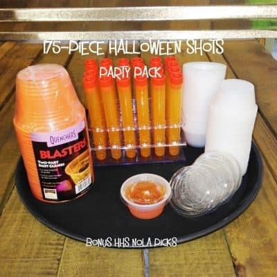 8 Spooktacular Halloween Jello Shots