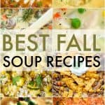 Keep warm and cozy this fall with these tasty and delicious fall soup recipes. From tomato to potato, something for everyone!