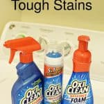 Learn how to remove tough stains with the best pre-treaters in the bunch. The key to removing tough stains is selecting the right pre-treat cleaner.