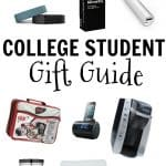Whether you are looking for a Christmas gift idea or you are looking for that perfect gift for the senior who is just graduating high school these college student gift ideas will be just what you need.
