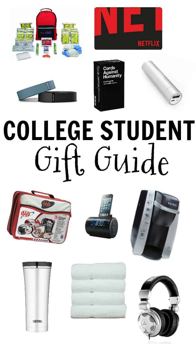 college student gift ideas
