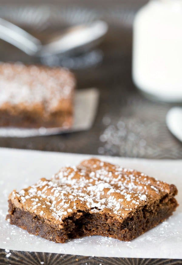 gingerbread-brownies