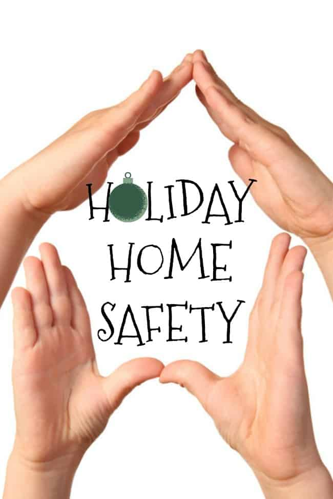 Protect your family and home this holiday season with these holiday home safety tips.