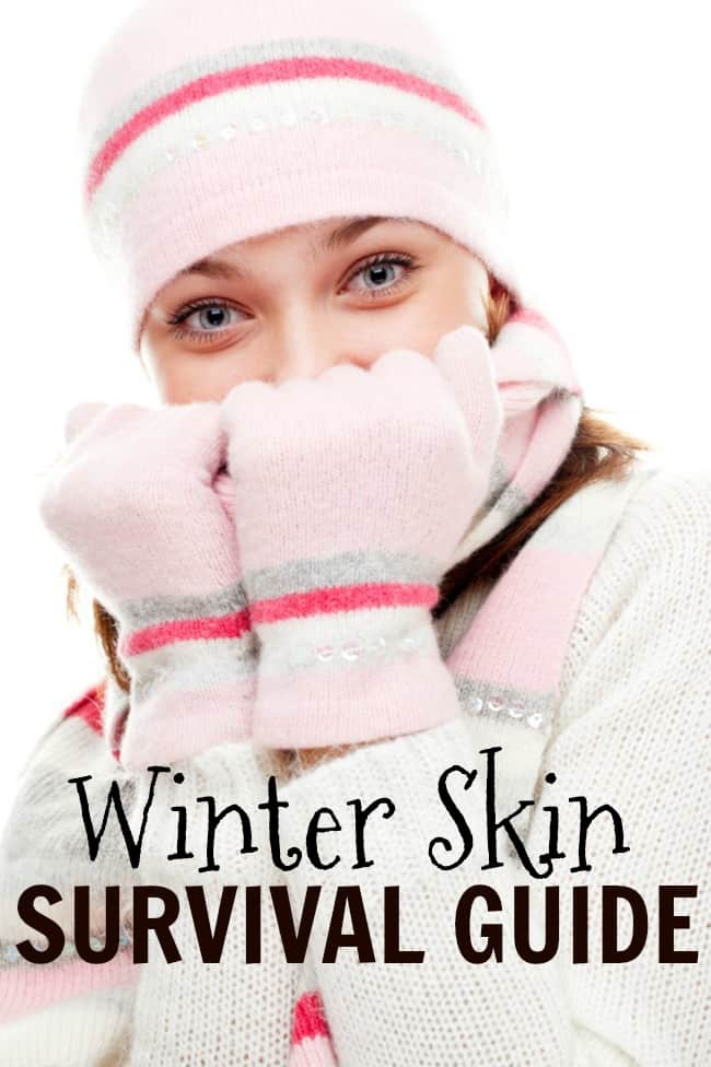 In this Winter Skin Survival Guide find all the best tips to survive winter with healthy, smooth and glowing skin come spring time.