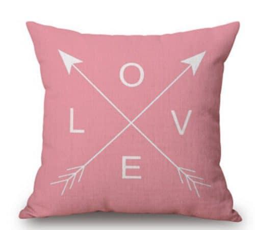 love-arrow-pink-pillow