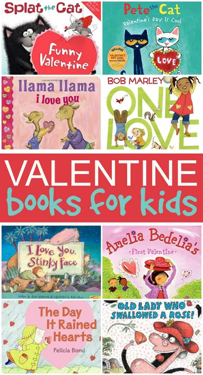 If you have been looking for some fun Valentine books for kids then you will definitely want to check out some of these great reads.