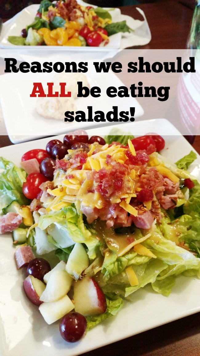 3 Reasons We Should All Be Eating Salads