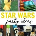Create a perfect Star Wars party atmosphere with all of these fun treats and crafts from free party invites to making your own Wookiee hat.