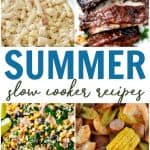 Summer is one of the busiest times of the year with ball games and more. Dinner needs to be quick but still yum. Check out these summer crock pot recipes!!