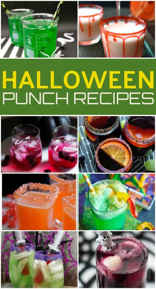 Throwing a Halloween bash this year? A Halloween party is a perfect excuse for these frightfully easy Halloween Punch recipes.