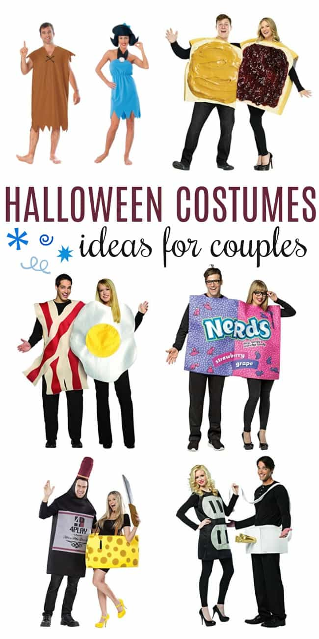 Looking for a couples costume? Get creative this Halloween with these fun, unique and inexpensive Halloween costume ideas for couples.