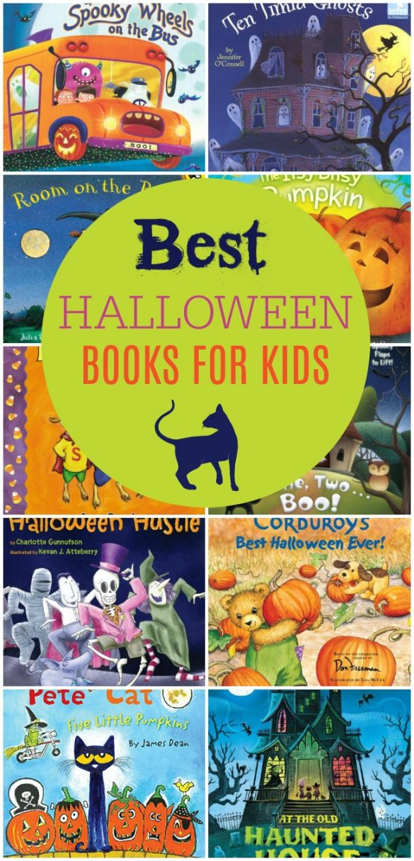 Discover the best sellers when it comes to Halloween books for kids. Fun, spooky, and enlightening books that are guaranteed to get your little one in the Halloweenspirit.