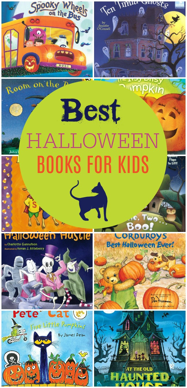 Discover the best sellers when it comes to Halloween books for kids. Fun, spooky, and enlightening books that are guaranteed to get your little one in the Halloween spirit.