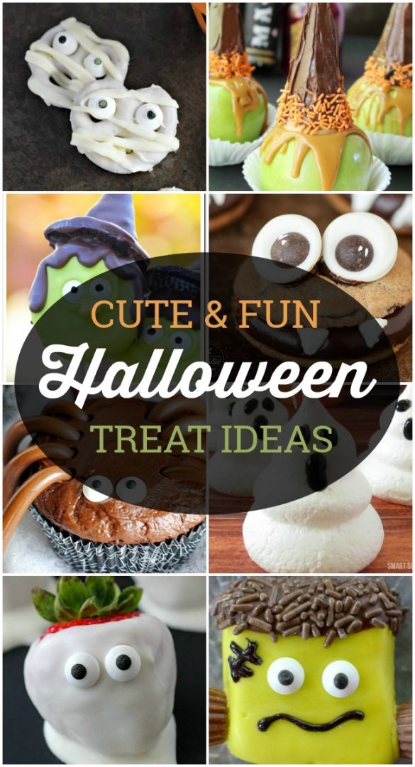 These Halloween food ideas for kids are perfect if you're planning a spooky and spectacular Halloween bash or if you just want to make one festive Halloween treat for your favorites.