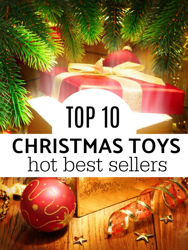 Top 10 Christmas Toys! Don't wait, find that hot item now before they are all sold out.