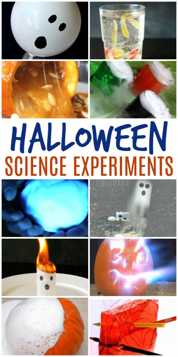 No Halloween would be complete without some amazing Halloween science experiments and Fall STEM Activities. Perfect for Home and School!