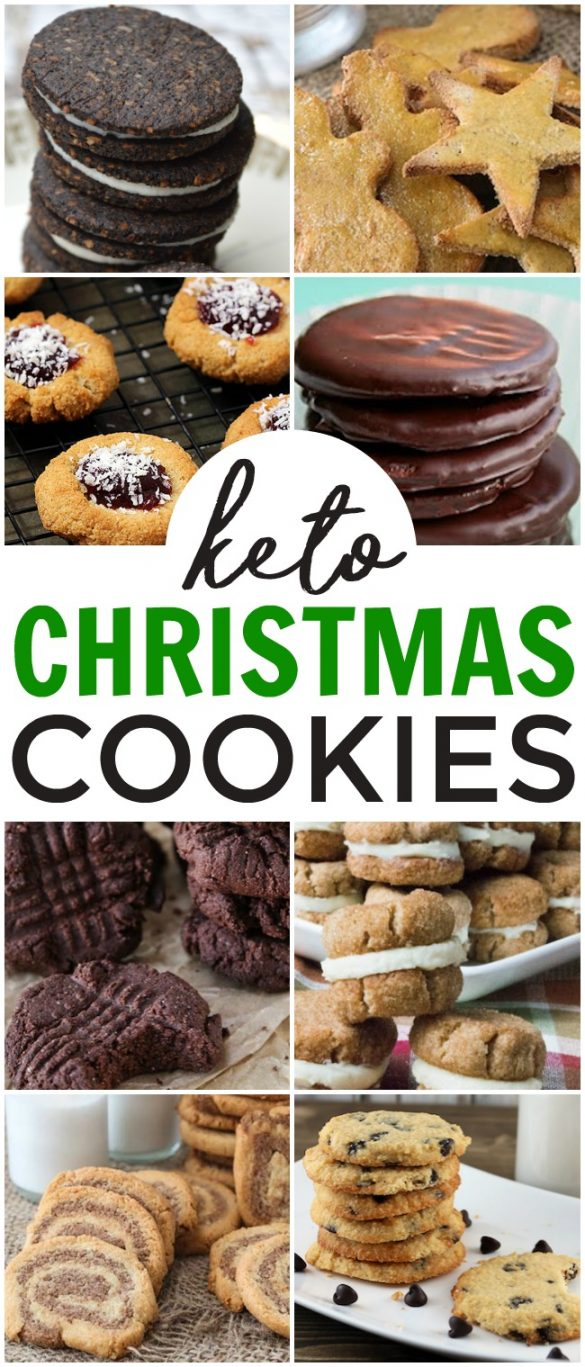 'Tis the season forholiday cookiesand we all know how hard it is to resist the carb-laden, sugar-filled treats of the traditional cookie plate.